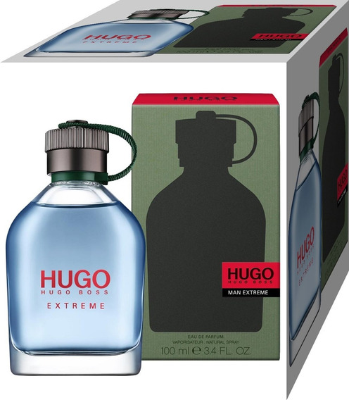 Perfume Hugo Extreme Man Edp 100ml Masculino Hugo Boss