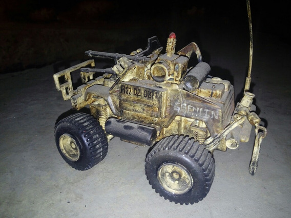 Wwrp. Vehiculo Robot Automata.
