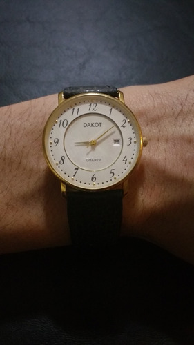 Reloj Dakot Clasico Unisex Excelente Estado Con Garantia ¡¡¡
