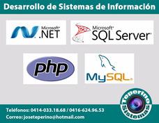 Desarrollo De Sistema De Información .net Php