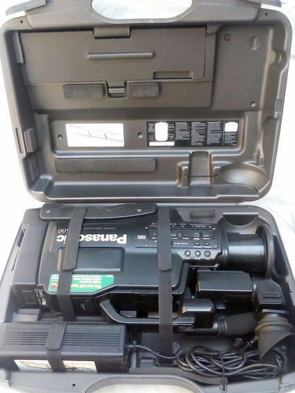 Filmadora Panasonic M3500 Profissional