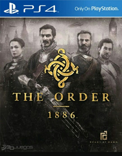 The Order 1886 Ps4 Fisico