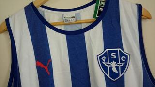 Camiseta Regata Original Puma Retro Basquete Paysandu