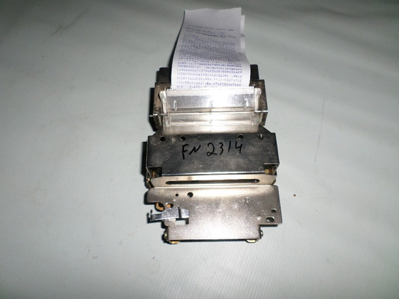 Maquinario E Cabeca Da Impresora Bematech Mp-20