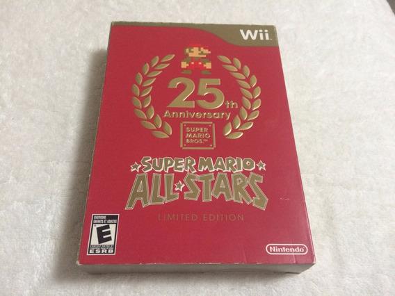 Super Mario All Stars Limited Edition - 25 Th Anniversary