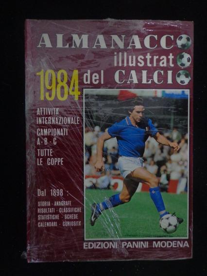 Almanacco Illustrato Del Calcio 1984 Panini
