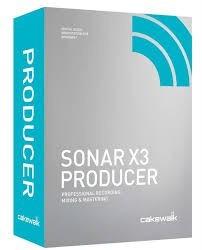Sonar X3 + Soundforge11 +plugins 32 Reais