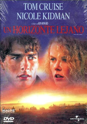 Dvd Un Horizonte Lejano ( Far And Away ) 1992 - Ron Howard