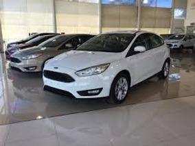 Ford Focus 3 2.0 Se 2018 Blanco Entrega Inmediata!!!! Me5