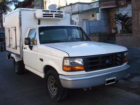 Permuto Financio Ford F100 2.5 Diesel Con Equipo De Frio