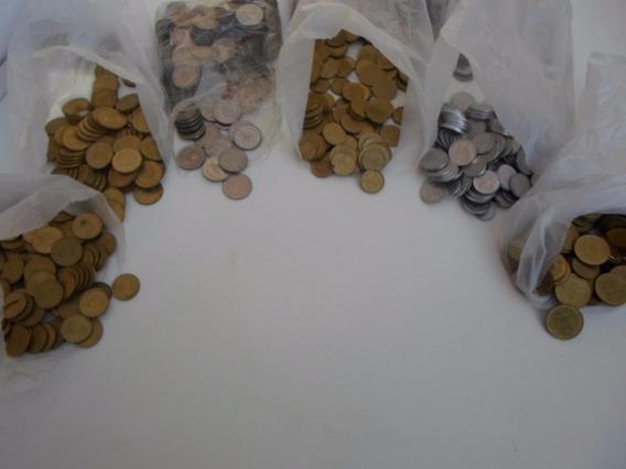 Monedas Metal Antiguas Bronce Niquel
