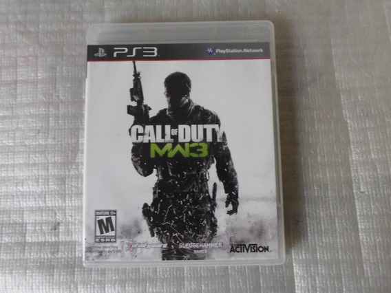 Call Of Duty Modern Warfare 3 Completo Playstation 3 - Ps3
