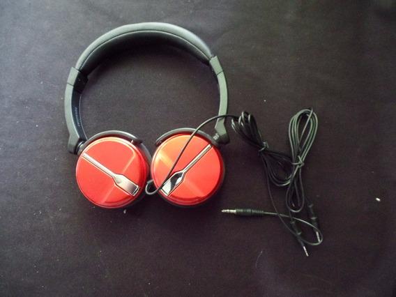 Fone De Ouvido - Tipo Concha - Stereo
