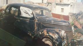 Ford 1938 4 Puertas Original Para Restaurar.oportunidad.