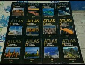 Atlas National Geographic 26 Edições