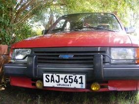 Chevrolet Chevette 4 Puertas 91 Excelente Estado
