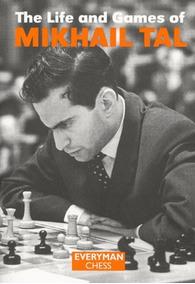 Livro De Xadrez - The Life And Games Of Mikhail Tal