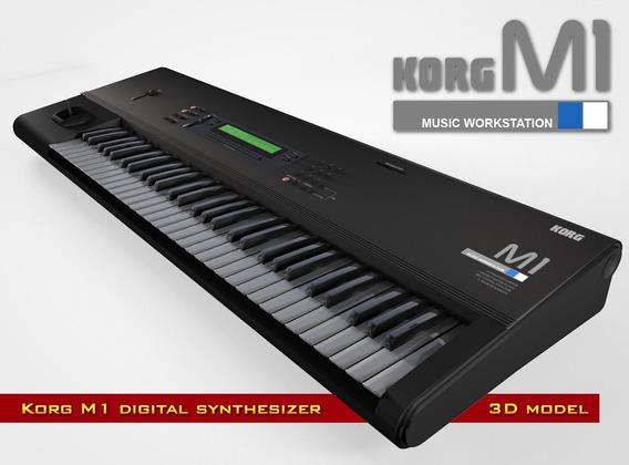 Korg M1 Sonidos De Fabrica (preload)