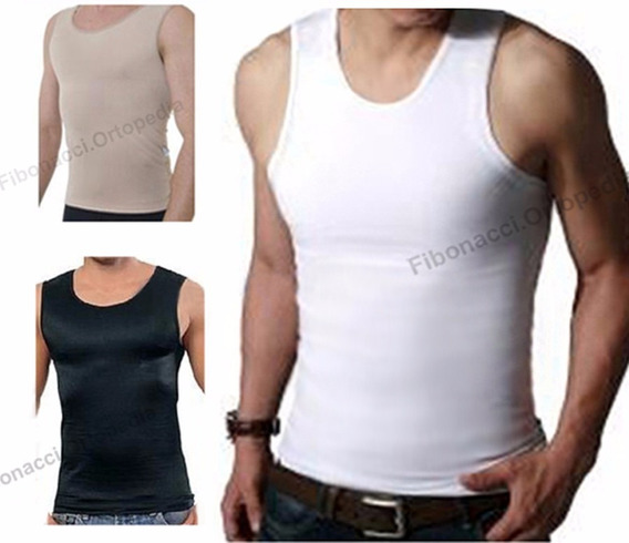 Cinta Masculina Slim Fitness Postural Reduz Barriga+redutor