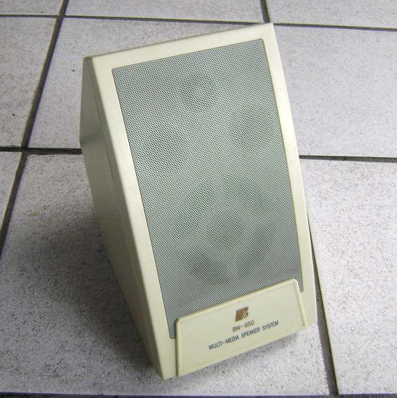 Caixa De Som Bw-350 Multi-media - Saida Rca