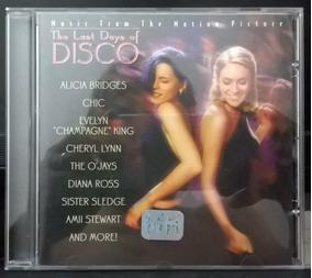 Cd The Last Days Of Disco - Cd Nunca Usado
