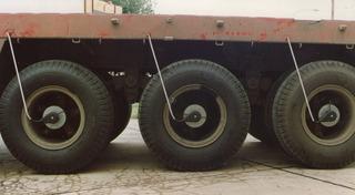 Protector De Neumático Semi O Acoplado 3 Ejes Vigia