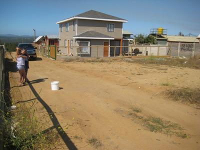 Vendo Terreno En El Tabo. Urbanizado En Condominio 390 M2