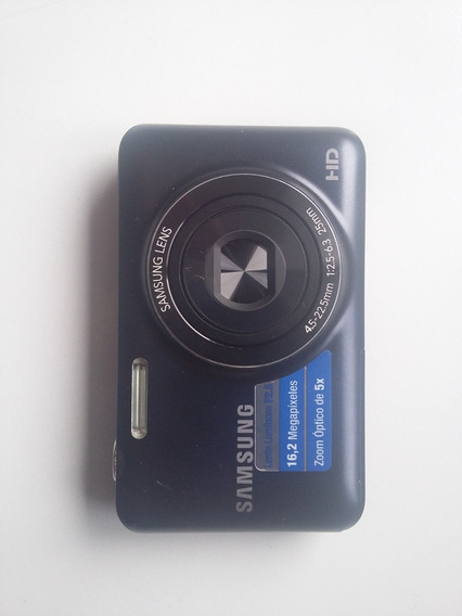 Camera Samsung Es95 Azul Sem Kit - Sem Bateria