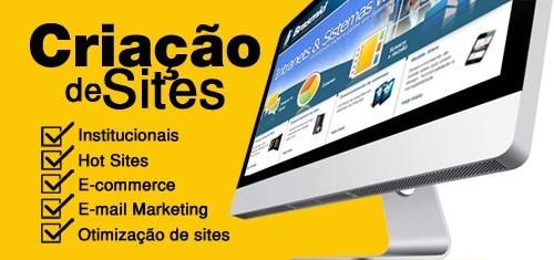 Criação De Sites Administráveis Menor Preço Do Brasil