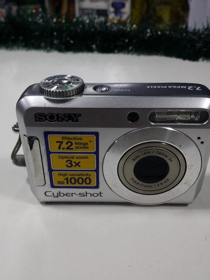 Camera Digital Da Sony Com Defeito Nao Liga
