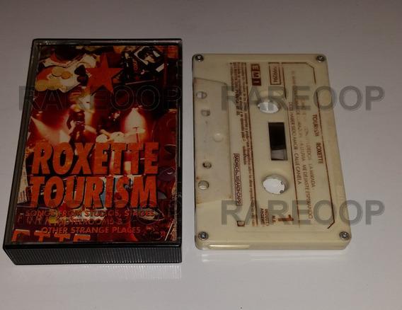 Roxette Tourism (cassette) (arg) B2