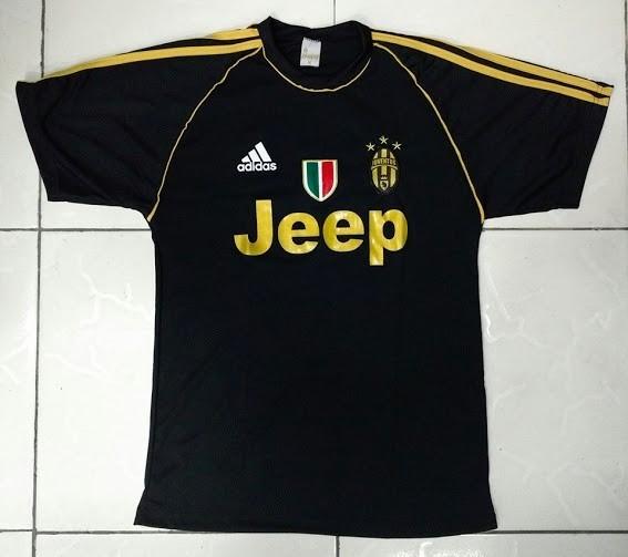 Camisa Juventus 2016 Bordado Atacado