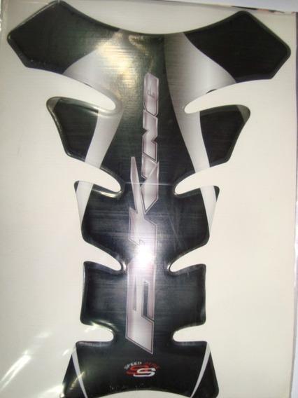 Adesivo Protetor De Tanque Para Suzuki B-king Preto Cinza