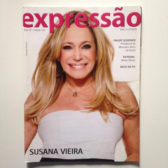 Revista Expressão Susana Vieira Nº124