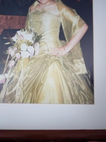 Precioso Vestido Para Xv Años.