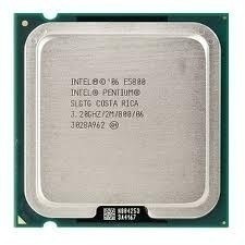 Intel® Pentium® Proc E5800 - 2m Cache, 3.20 Ghz, 800 Mhz