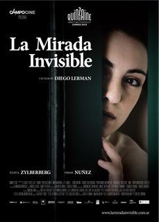 Dvd La Mirada Invisible De Diego Lerman | Original