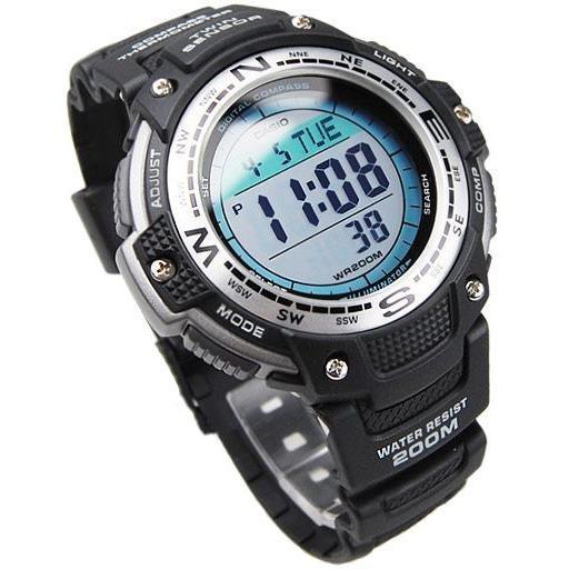 Relógio Casio Masculino Sgw-100-1vdf