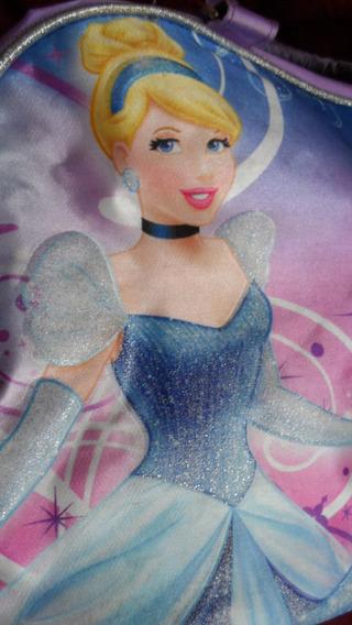 Bolso Original De Cenicienta Disney 40 X 25 Cm
