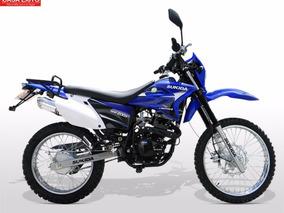 Moto Sukida Sks200 Año 2017 200cc