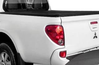 Lona Estruc Aluminio Cobertor Mitsubishi L200 Triton Cab Dob