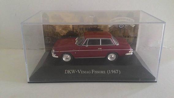 Miniatura Carro Inesquecíveis Dkw-vemag Fissore 1967 Raro