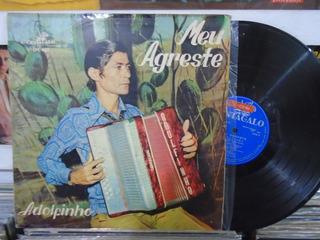 Lp - Adolfinho / Meu Agreste / Cantagalo