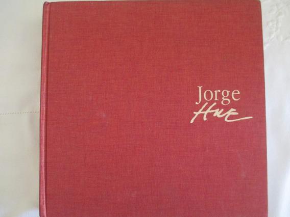 Raro Livro Arquiteto Jorge Hue Projeto Construção Decoração