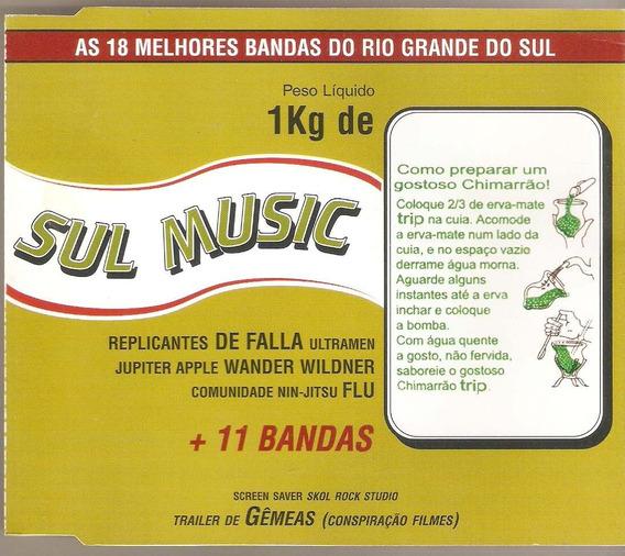 Cd Sul Music - As 18 Melhores Bandas Do Rio Grande Do Sul -