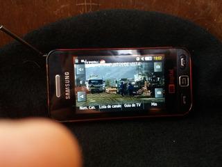 Vendo Mi Celular Samsung Con Tv Digital