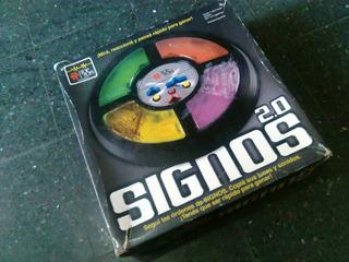 2 Viejos Simon Dice Signos 2.0 Top Toys