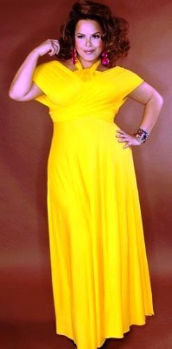 Vestido Multivestido Multiuso Seda Fria Al Talle 8xxl Jean