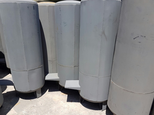 Tanque Hidroneumatico 120gal 180x61cm 3mm Mejor Calidad