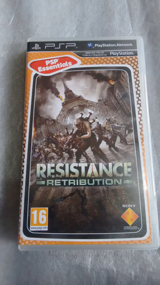 Resistance Retribution Para Psp